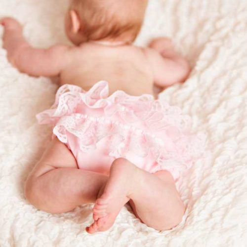 Baby lace ruffled diaper cover panties (2)
