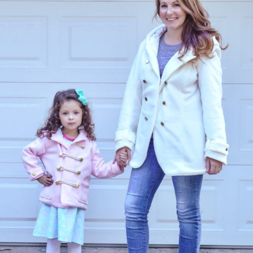 Amsterdam All Weather Coat Sewing Pattern By Rebecca Page