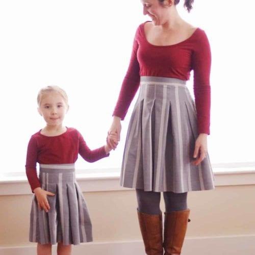 Paris Party Dress - Mommy and Me Bundle COVER