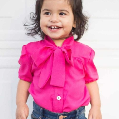 Madison Blouse - Baby COVER