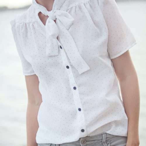 Madison Blouse - Ladies COVER