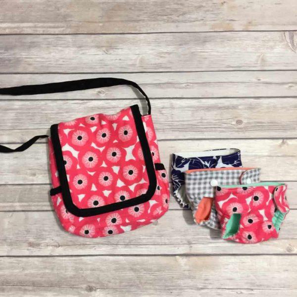 Dollies Diaper and Diaper Bag
