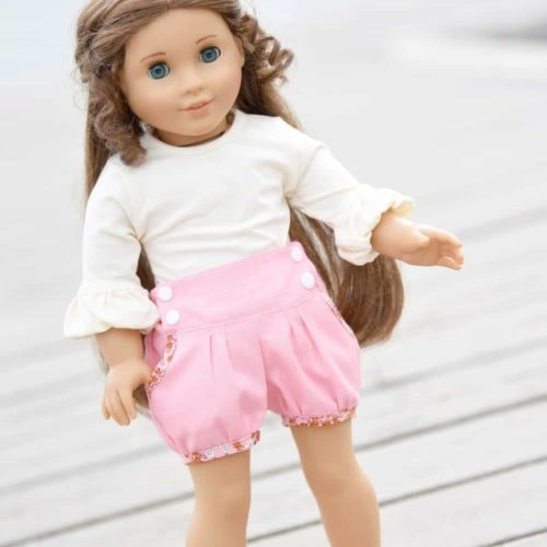 Berry-Bubble-Shorts-18-inch-Doll
