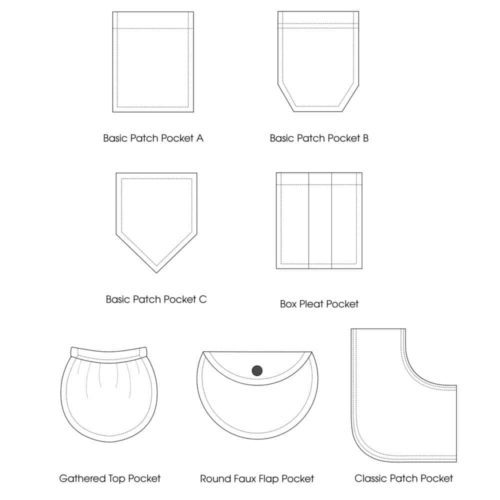 Ultimate Patch Pocket Pattern