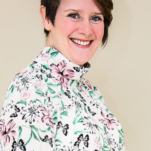 The Brielle Blouse A Ladies Blouse Pattern Rebecca Page