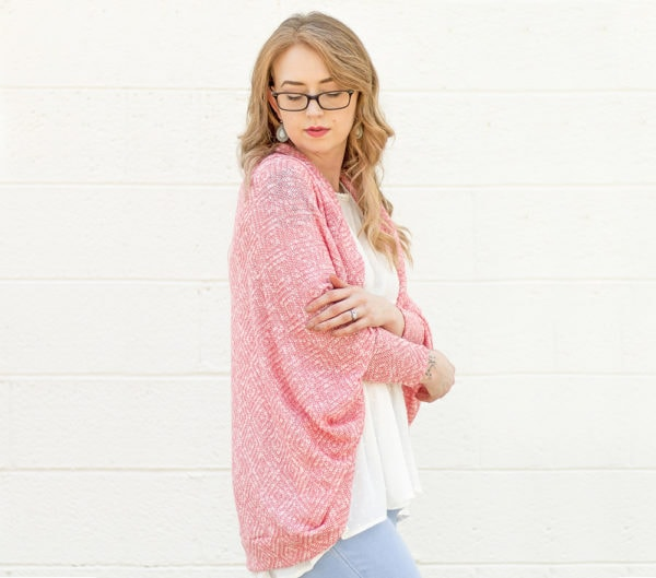 941fc90e3 The Cora Cocoon - A Ladies Cocoon Cardigan Sewing Pattern