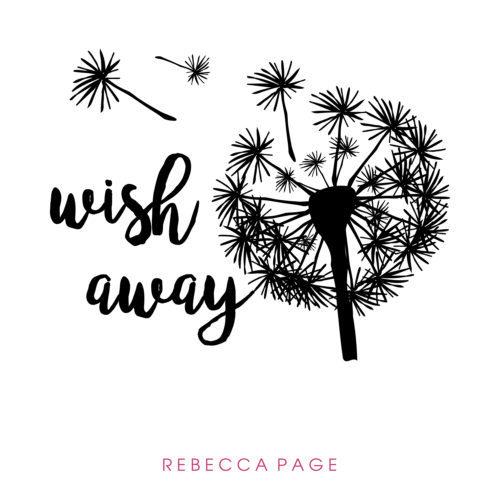 Cut File Wish Away