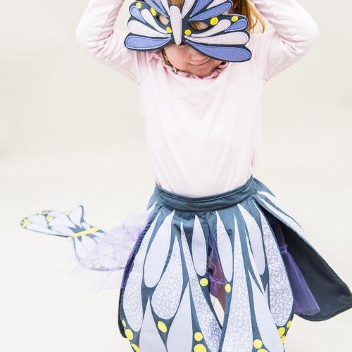 Freebie Diy Butterfly Costume Sewing Pattern Rebecca Page
