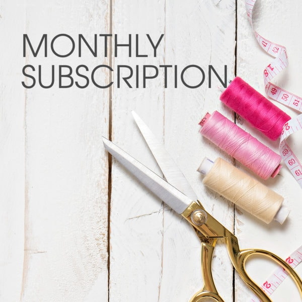 If you're looking for a monthly pattern subscription, you've come to the right place! The Rebecca Page pattern subscription is bursting with value!