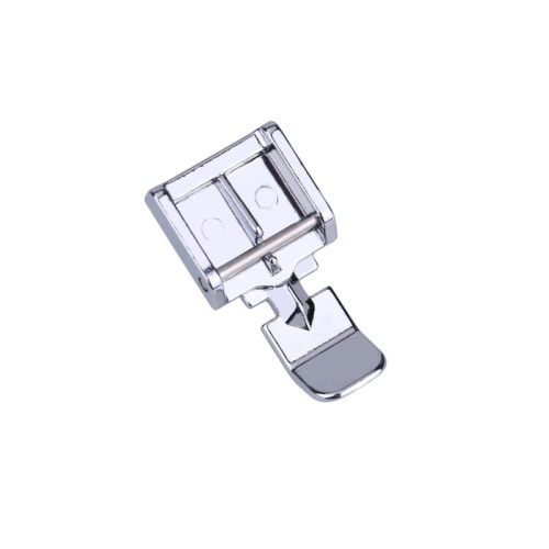 Metal Zipper Presser Foot for Sewing Machines.  A great sewing basic for any and every sewista.