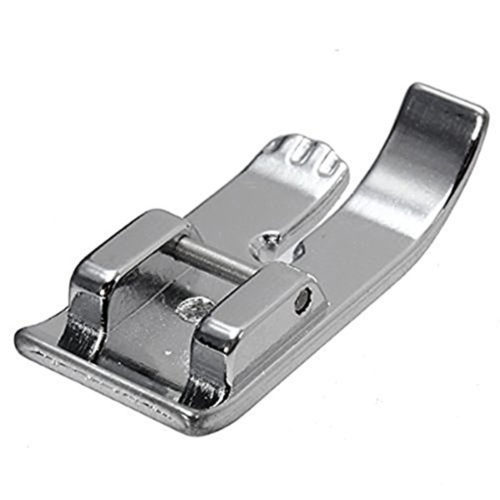 Straight Stitch Snap-on Presser Foot for Low Shank Sewing Machines. A great sewing basic for any and every sewista