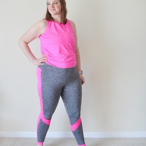 3e722472ca78f Leggings are the ultimate in wardrobe staples and comfort! And this leggings  sewing pattern is